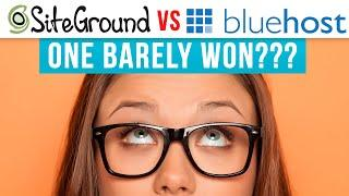 Siteground vs Bluehost: Both Great, But I Like One More [2019]