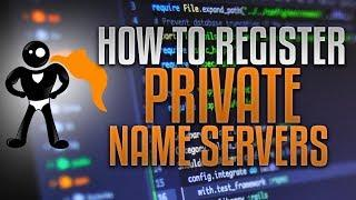 What Are Private Name Servers And How To Register Them