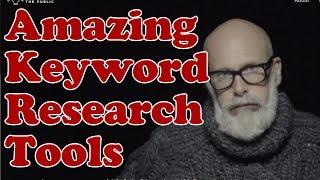 7 AMAZING KEYWORD RESEARCH TOOLS - Free and Premium - Get ideas for your content