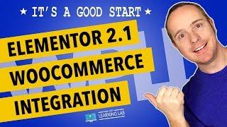 4 New Elementor WooCommerce Elements That Shipped With Elementor Version 2.1