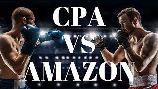 Amazon Affiliate VS CPA Affiliate - With Marcus the Affiliate Marketing Dude