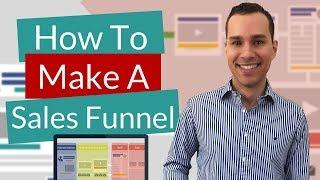 How To Make A Sales Funnel For Your Online Business | The Three Pillars Of Sales Funnel Design