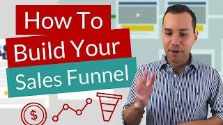 How To Build A Sales Funnel Fast - Simple 5 Step Launch Sales Funnel To Grow Your Business