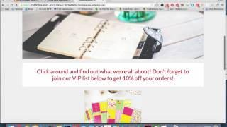 Moving from Etsy to GoDaddy Online Store: Adding products to your store