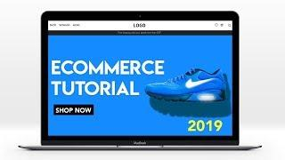 How to Create an eCommerce Website (Online Store) in WordPress - 2019!