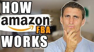 Amazon FBA Explained Step by Step For Beginners