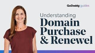 Understanding Your Domain Purchase and Renewal Options