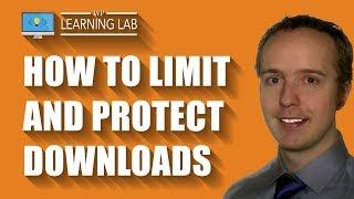 Use A WordPress Download Manager To Hide Download Links And Track Download Numbers