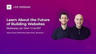 The Future of Building Websites w/ Adam Preiser of WPCrafter