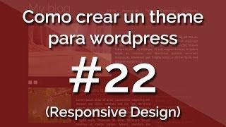 [Curso] Como crear un theme para wordpress (con responsive design) - Estilos CSS para comentarios