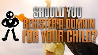 How To Register A Domain Name For Your Kids