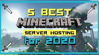 ️️ 5 BEST MINECRAFT SERVER HOSTING: The Best and Cheapest Out There!!! ️️