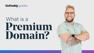 What is a Premium Domain?