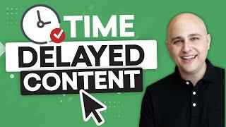 How To Time Delay Elements For Greater Conversions - Elementor, Divi, & Gutenberg For WordPress