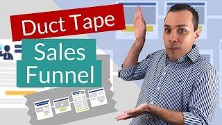 Free Sales Funnel Tutorial: How To Build A Sales Funnel For Free (Complete Guide)