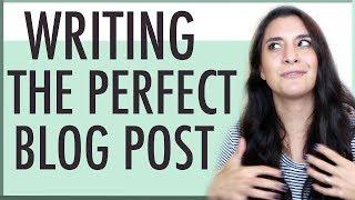How to Write a Blog Post: For Beginners!