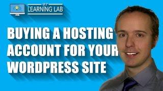WordPress Hosting: Buying A (BlueHost) Hosting Account for Your Website | WP Learning Lab