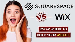 Wix vs Squarespace: Which One Is Better????