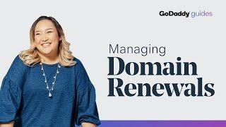 GoDaddy Domain Renewals and Avoiding Expired Domains