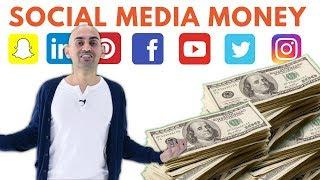 5 Proven Ways to Make Money on Social Media (No Product Needed)