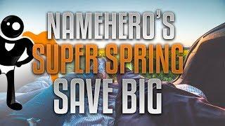 Announcing The NameHero Super Spring Sale And Our Promise To Our Customers