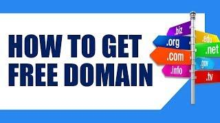 FREE DOMAIN! How To Get a Free Domain That Works Like a Premium One