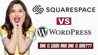 Squarespace vs Wordpress: Which One You Should Use???