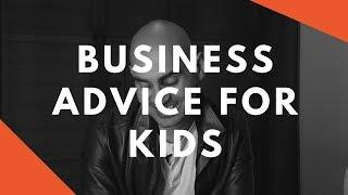 Why Kids Should NEVER Start a Business + (Do THIS Instead)