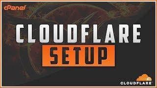 How To Setup Cloudflare On Your Domain In cPanel