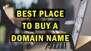 Best Place To Buy A Domain Name - Review by Hosting and Domain