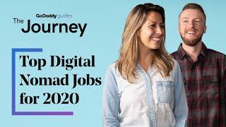 Top Digital Nomad Jobs for 2020