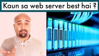 Shared Hosting Vs VPS Vs Dedicated Server Vs Cloud Server | Web Servers Explained