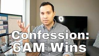 Confession: I Quit // How To Wake Up @ 6AM |Aspire 131