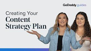 Creating Your Content Strategy Plan