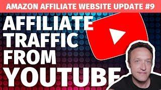 Create an AFFILIATE MARKETING YOUTUBE channel - Affiliate Marketing Website Update #9