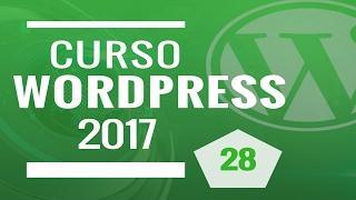 Como inserir banner com links para outros sites e produtos no WordPress - Aula 28