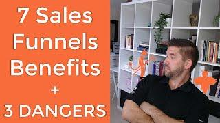 Wordpress Sales Funnels in 2019 - 7 Benefits & 3 (avoidable) Dangers