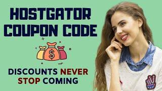 Hostgator Coupon Code [2019 NEW]: Easy Discount off Your Purchase!