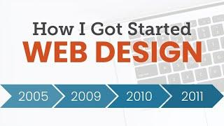 How I Started with Web Design & Turned That Skill Into a Business