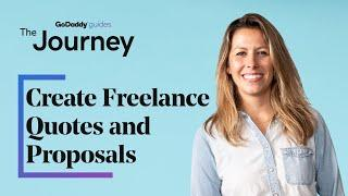 How to Create Freelance Quotes and Proposals