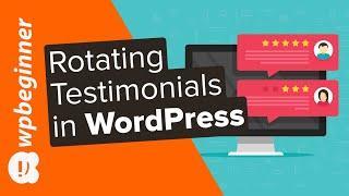 How to Add Rotating Testimonials in WordPress