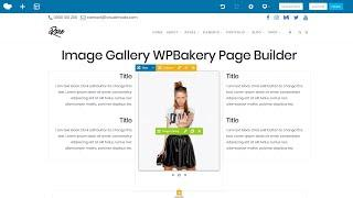 Image Gallery WPBakery WordPress Plugin Usage Guide