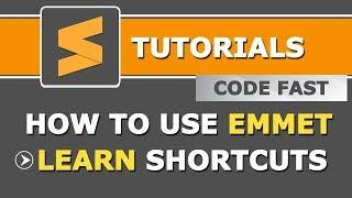 How to Install and Use Emmet Package in Sublime Text | Very Useful Shortcuts