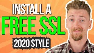 Free SSL: How To Install A Free SSL On Any Host! (Works For GoDaddy)