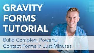 Gravity Forms Tutorial