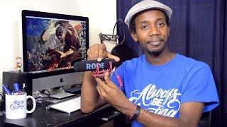 RODE Video Mic Go Unboxing and First Impressions