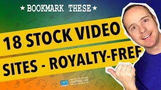 Free Stock Video Footage For Websites - 18 Mostly Free Resources To Check Out