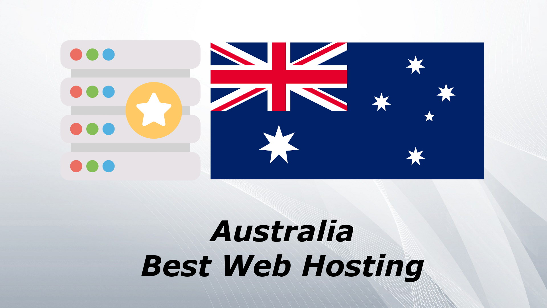 Australia Best Web Hosting