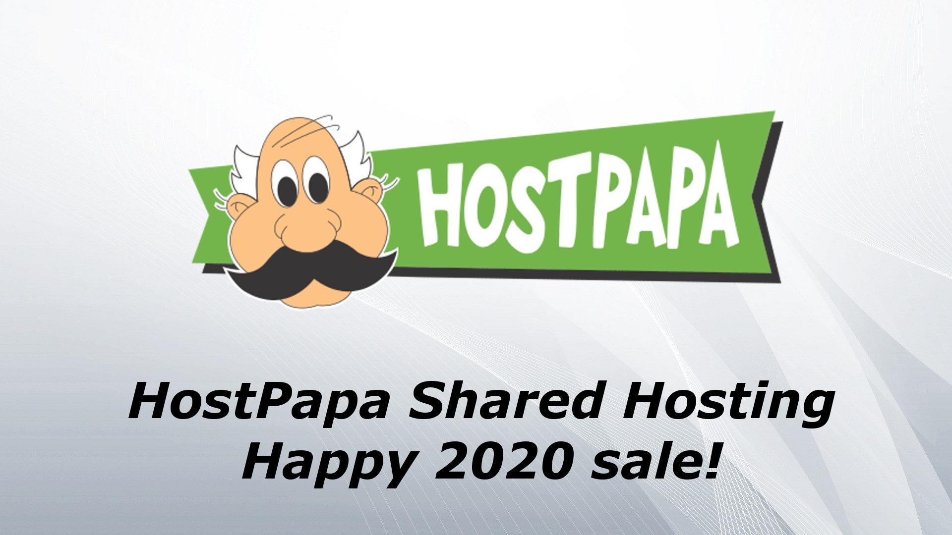 hostpapa-2020-sale